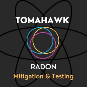 Tomahawk Radon Mitigation & Testing Logo N11445 Co Rd A LOT 18, Tomahawk, WI 54487 715-504-1122 Lincoln County